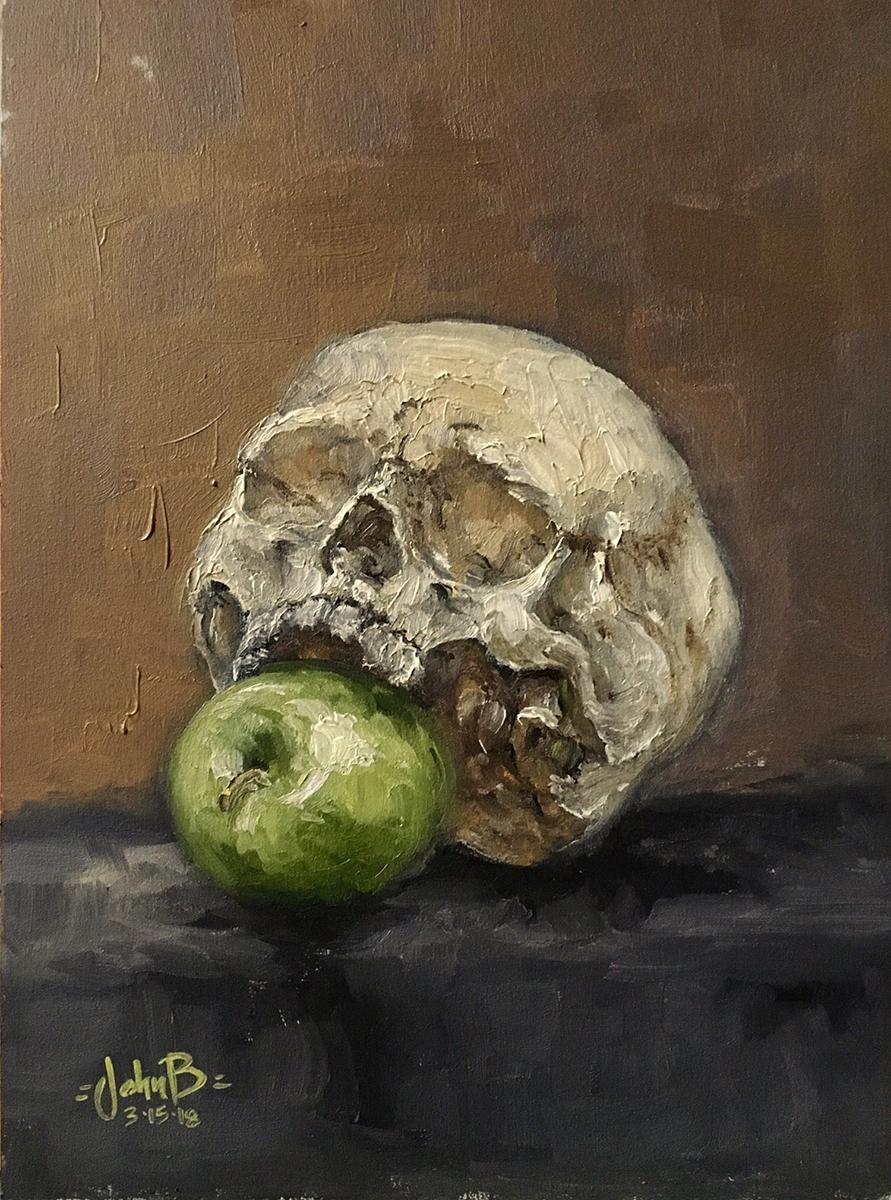 john_barrick_skull_apple_painting.jpg