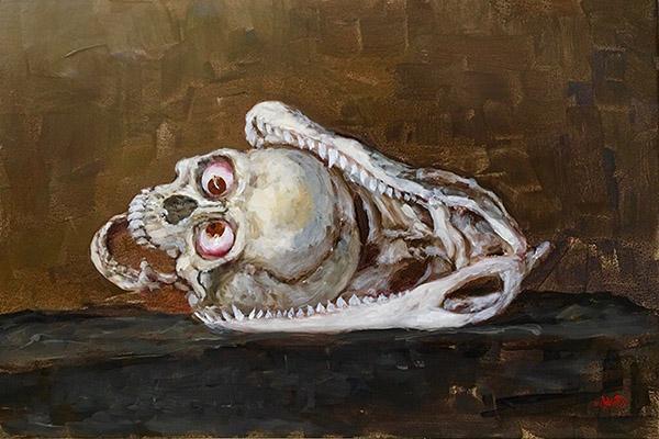 john_barrick_skull_alligator_still_life.jpg