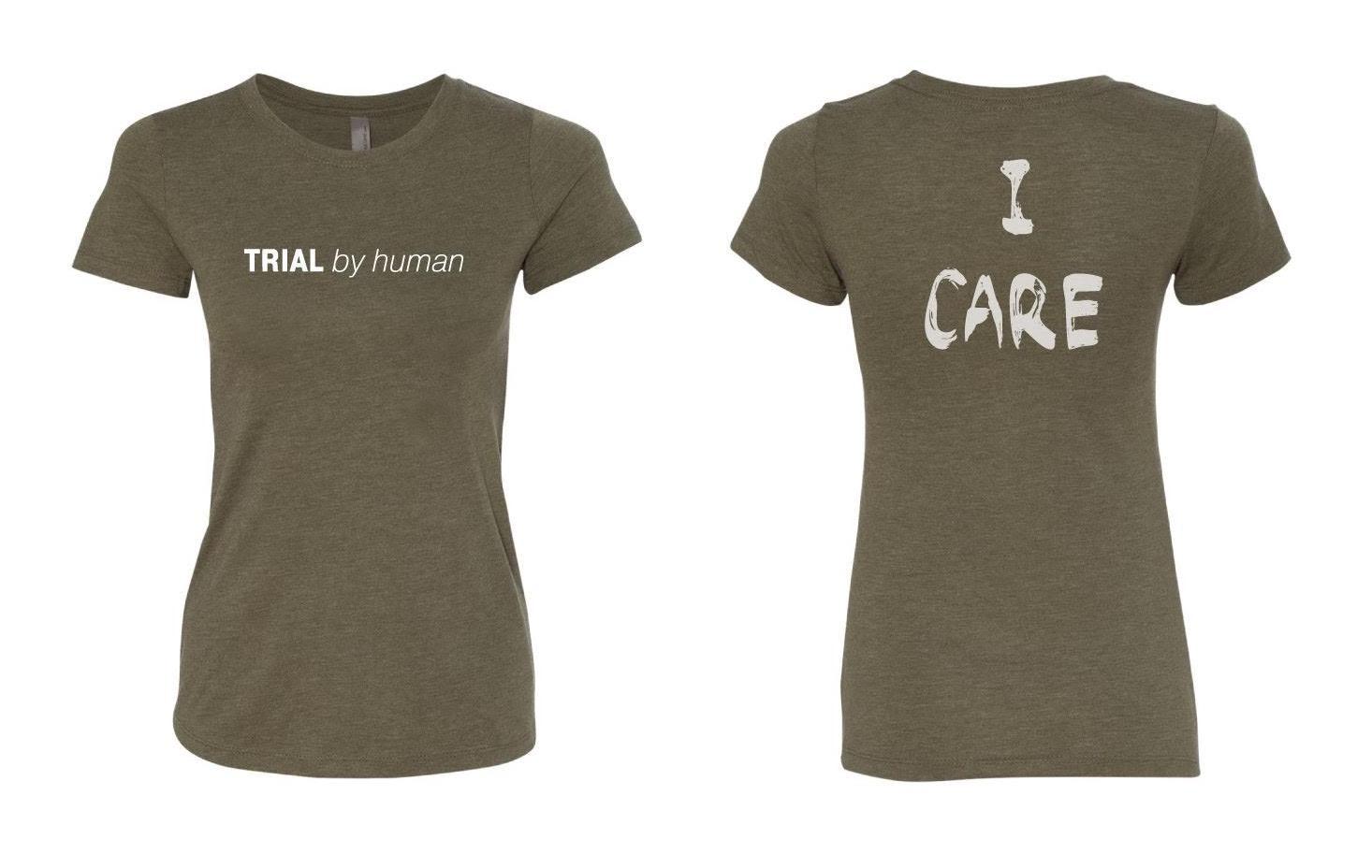 TBH I Care Tshirt women.jpg