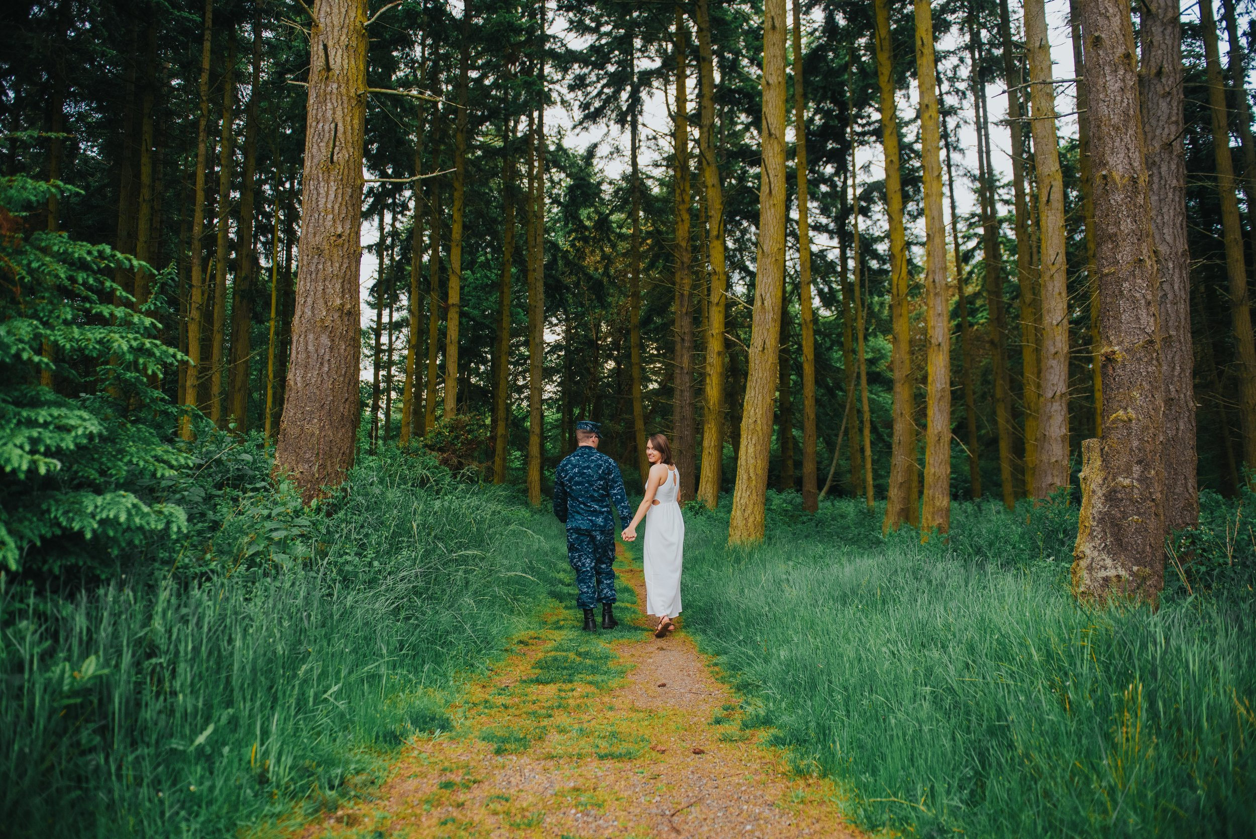 Whidbey Island Elopement