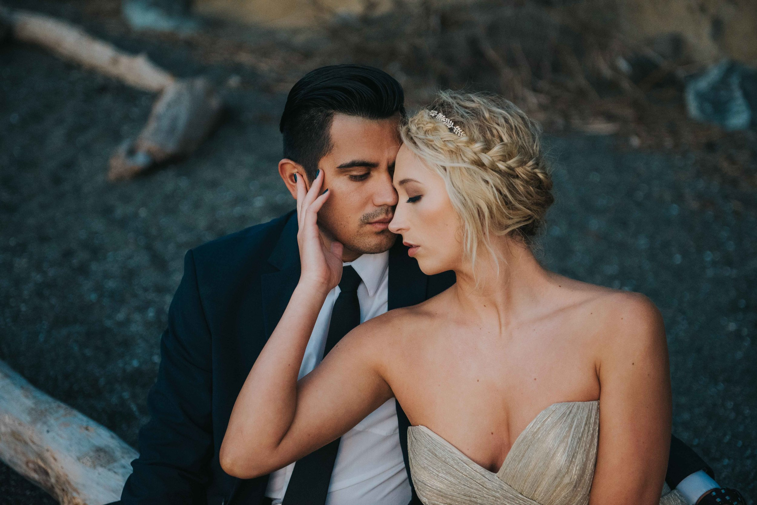 Braided UpDo Wedding