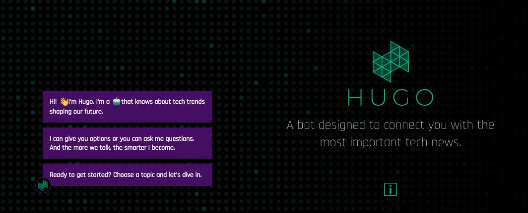 Bot script co-written for Quartz and Hewlett Packard Enterprise