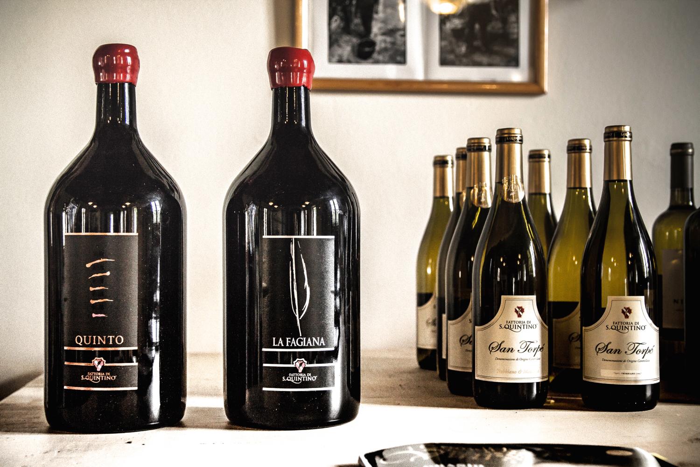 Fattoria San Quintino Bottles.jpg