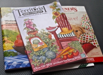 Territorial Seed Company catalog