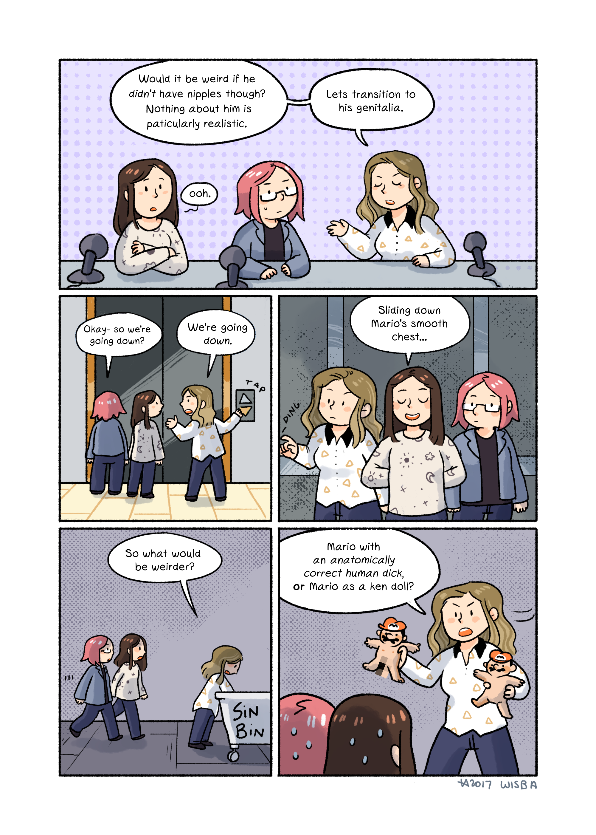 Polygon-Show-comic-ABOUT-MARIO'S-DICK-page-1.png