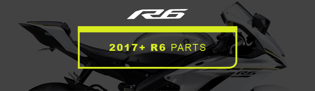 2017 - 2018 Yamaha   r6 Custom parts
