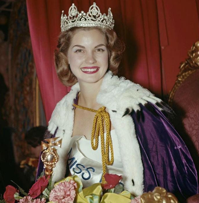 Penelope Anne Coelen, Miss Mundo 1958