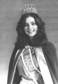 Loiane Aiache foi a última Miss Brasil Mundo da era Diários Associados.