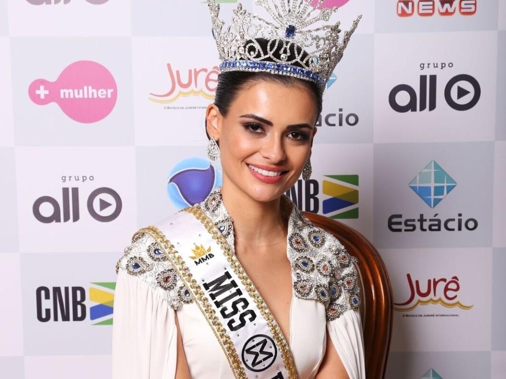 Beatrice Fontoura é o Brasil no Miss Mundo 2016. 117 países e territórios competem pelo título máximo da beleza no domingo, dia 18 (foto Leonardo Rodrigues).