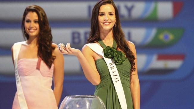 Como Miss Brasil, Tamara participou do sorteio da Copa das Confederações FIFA 2009, na África do Sul, e foi pé quente: a seleção brasileira viria a vencer o torneio.