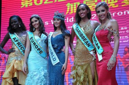 Mariana Notarângelo conquistou o título de Miss World Americas para o Brasil pela segunda vez na história (foto Henrique Fontes).