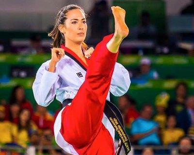 Choi em apresentação durante os Jogos Olímpicos do Rio de Janeiro, em agosto de 2016.