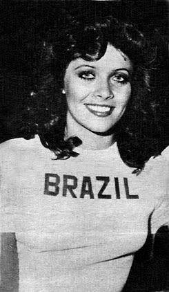 Madalena liderou as apostas entre os londrinos e acabou na quarta posição no Miss Mundo 1977.