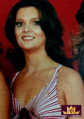 Laura Angélica, segunda baiana Miss Brasil Mundo.