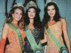 RS (3), MS (Universo) e RO (Miss Brasil Mundo).