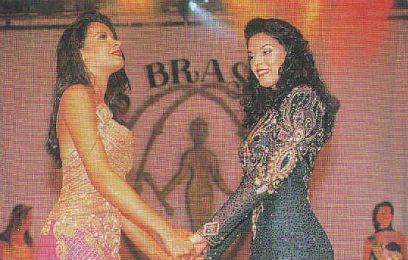 O Brasil no Miss Mundo e no Miss Universo 1998. Ambas foram semifinalistas.