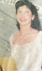 1954: Zaida Saldanha