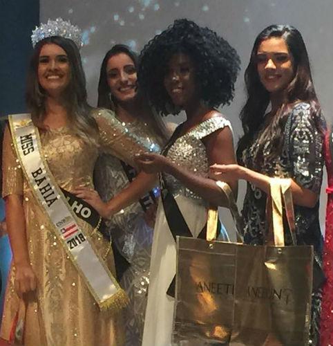 Serra do Ramalho, Valença e Paulo Afonso: o Top 3 do Miss Bahia CNB 2018.