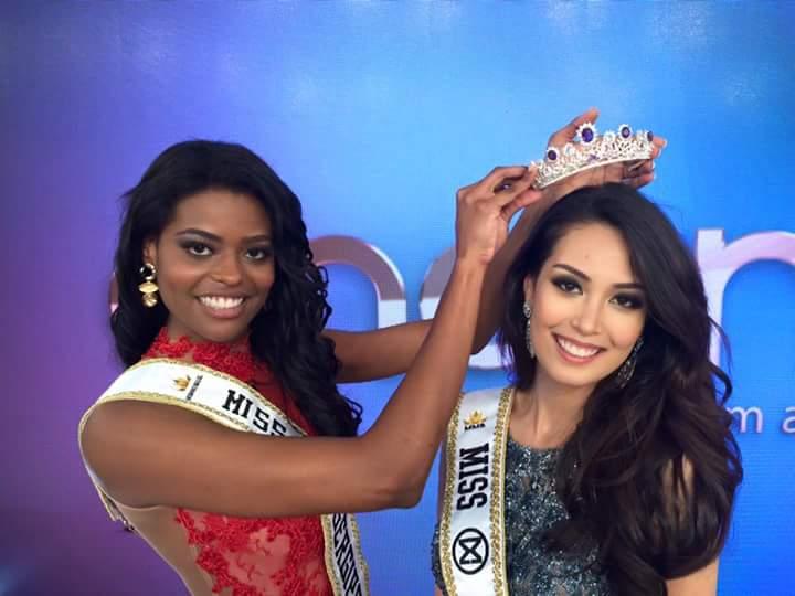 Em 2015 Ana abriu mão do título de Miss Brasil Mundo e corou Catharina Choi Nunes, de São Paulo, como representante do país no Miss Mundo. A coroação aconteceu no Encontro com Fátima Bernardes, na Rede Globo.