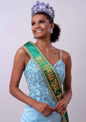 Com o sexto lugar, Bárbara Reis conquistou para o Brasil o sexto lugar e o título de Miss Supranational Américas 2018.