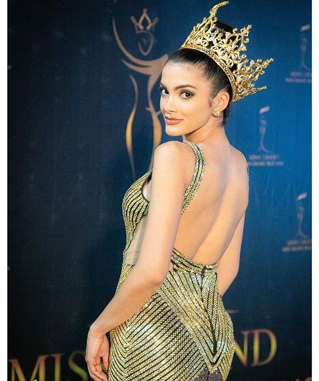 Clara Sosa (@clarasossa1), Miss Grand International 2018, durante concurso regional na Tailândia. 📷 Divulgação. -  #cnb #concursonacionaldebeleza #missbrasil #missgrandbrasil #missgrandinternational #missgrand #clarasosa #miss #beautyqueen