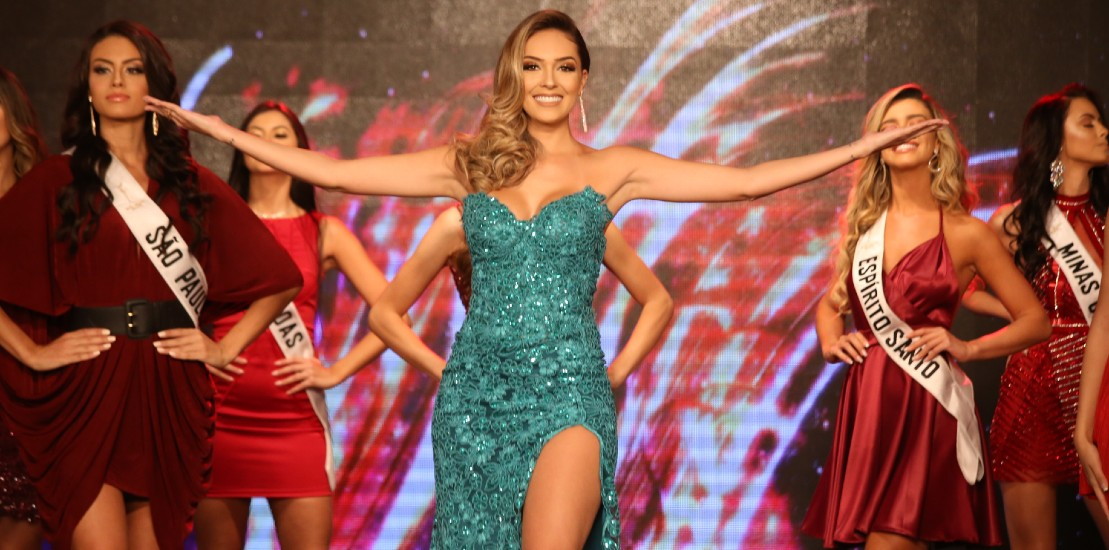 """Duas vezes """"Miss Brasil"""", Gabrielle Vilela fará parte do corpo de jurados que elegerá a Miss e o Mister RJ CNB 2019 (foto Leonardo Rodrigues)."""