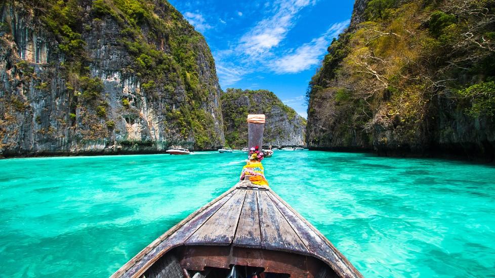 As ilhas Phi Phi foram cenário de grandes produções do cinema. Ela será visitada pelos candidatos ao título de Mister Global 2019.
