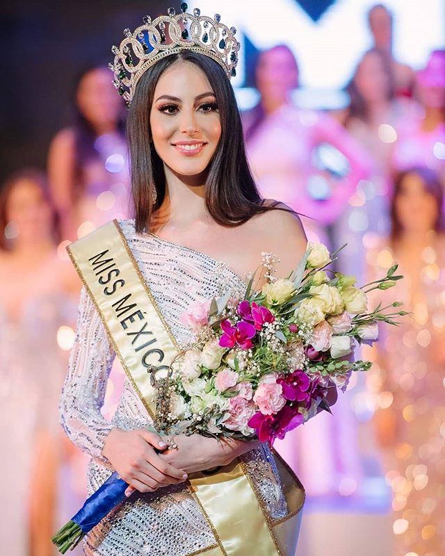 O Concurso Nacional de Beleza @cnbbrasil parabeniza @mariamalo_ , eleita na noite de sábado, a Miss Grand Mexico 2019. Felicitaciones, reina! #missgrandmexico #missgrandbrasil #missgrandinternational @missmexicoorg