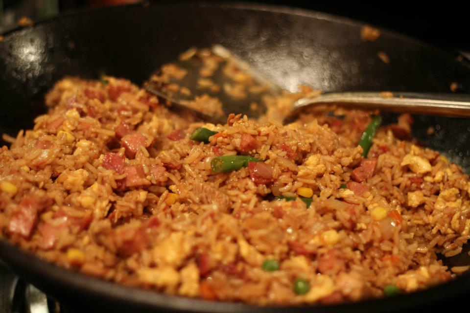 Jackie's Change Your Life Fried Rice