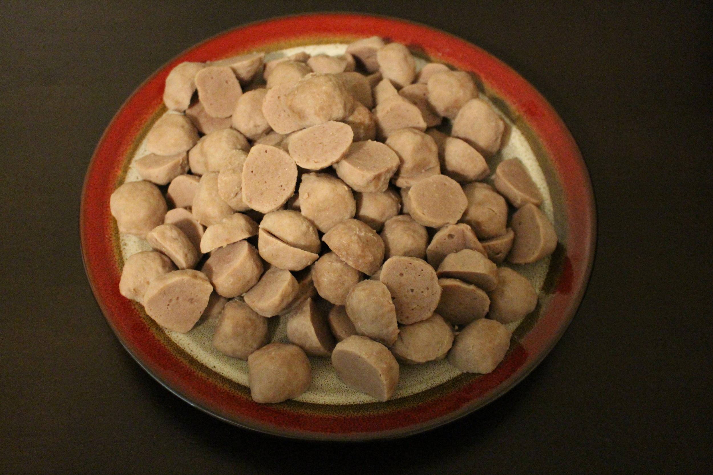 Bo Vien (beef meatballs)