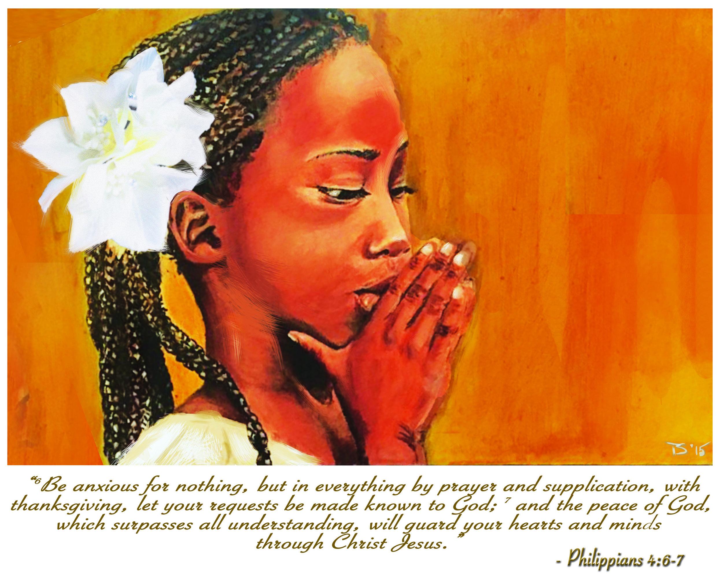 Prayer (Donated)