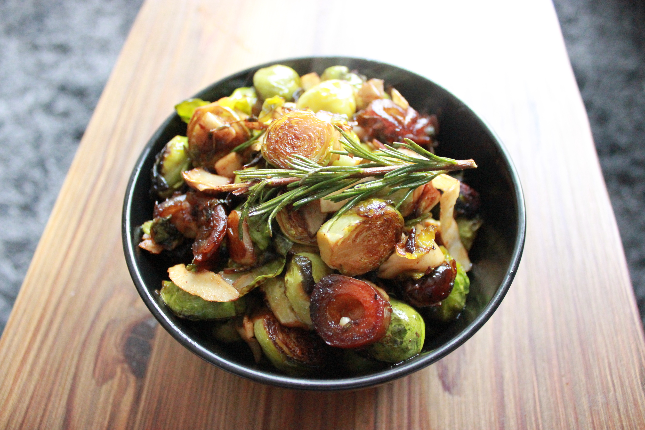 Brussels Sprouts by Charles Chen
