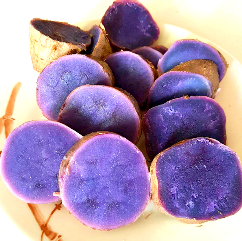 Taro Potatoes
