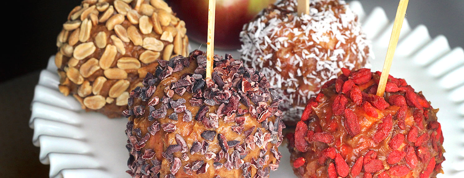 Superfood Candied Apples