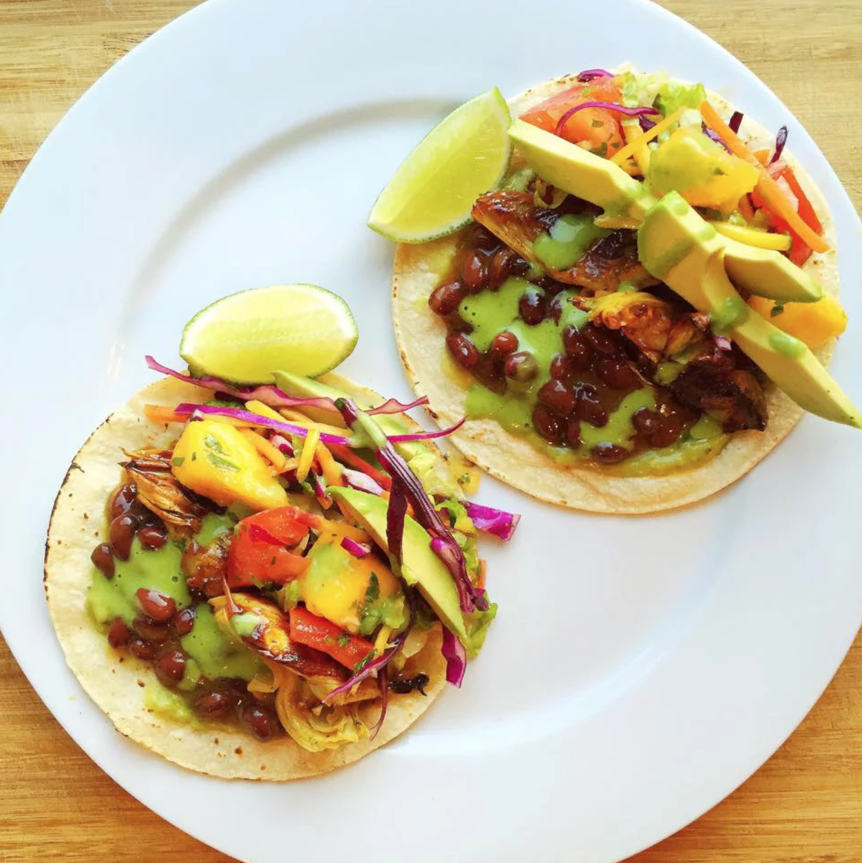 BBQ TACOS by Charles Chen TV