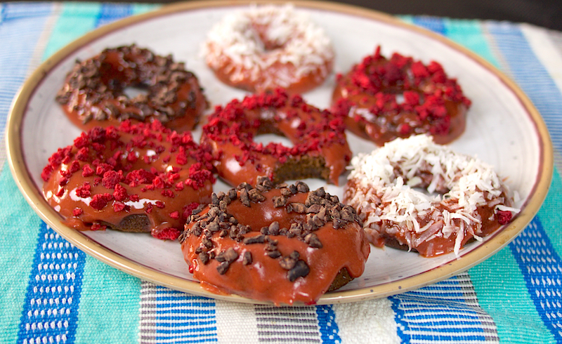 How to Make Paleo Donuts