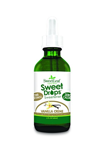 Sweetleaf Vanilla Cream