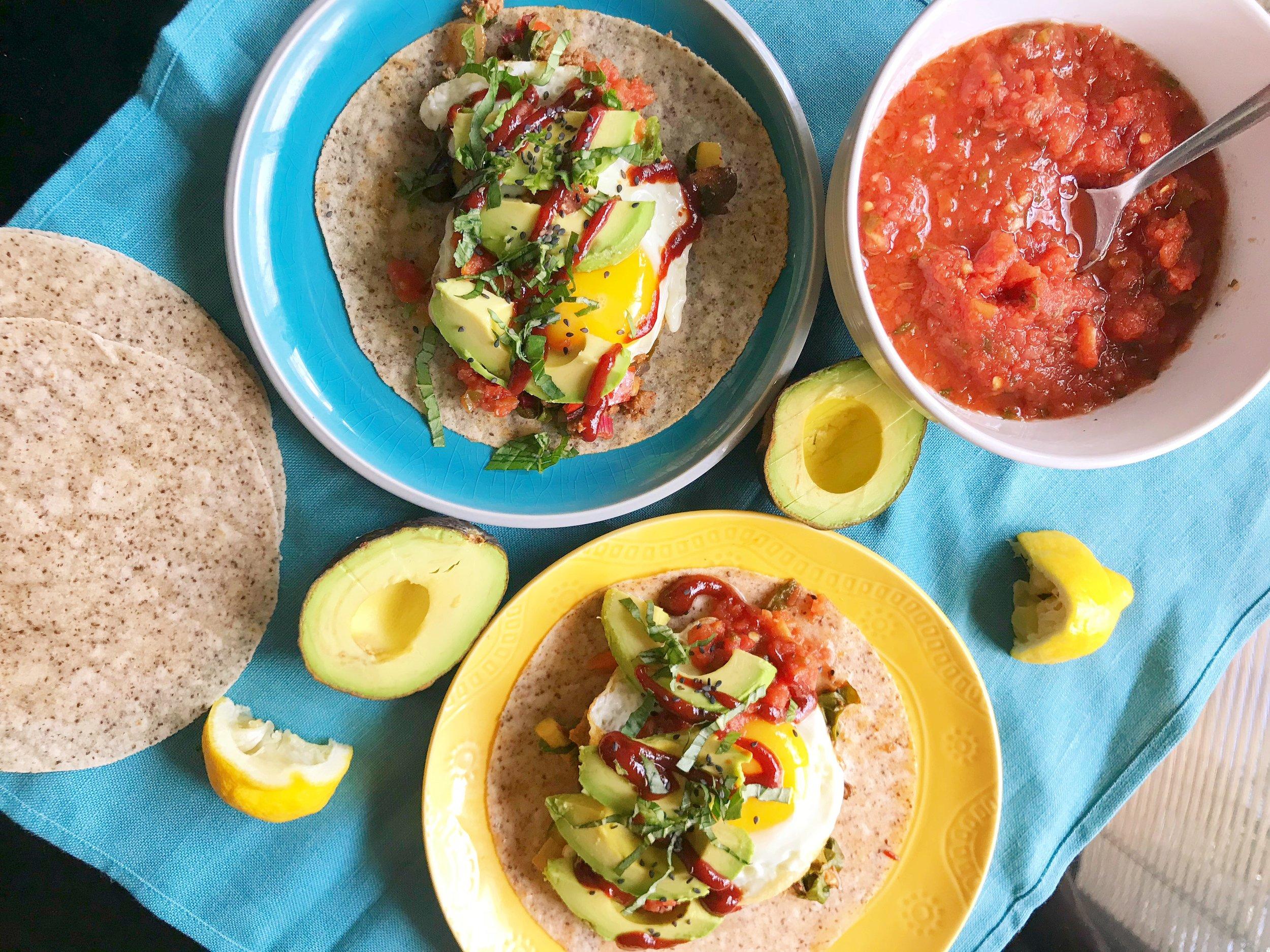 How to make paleo tacos
