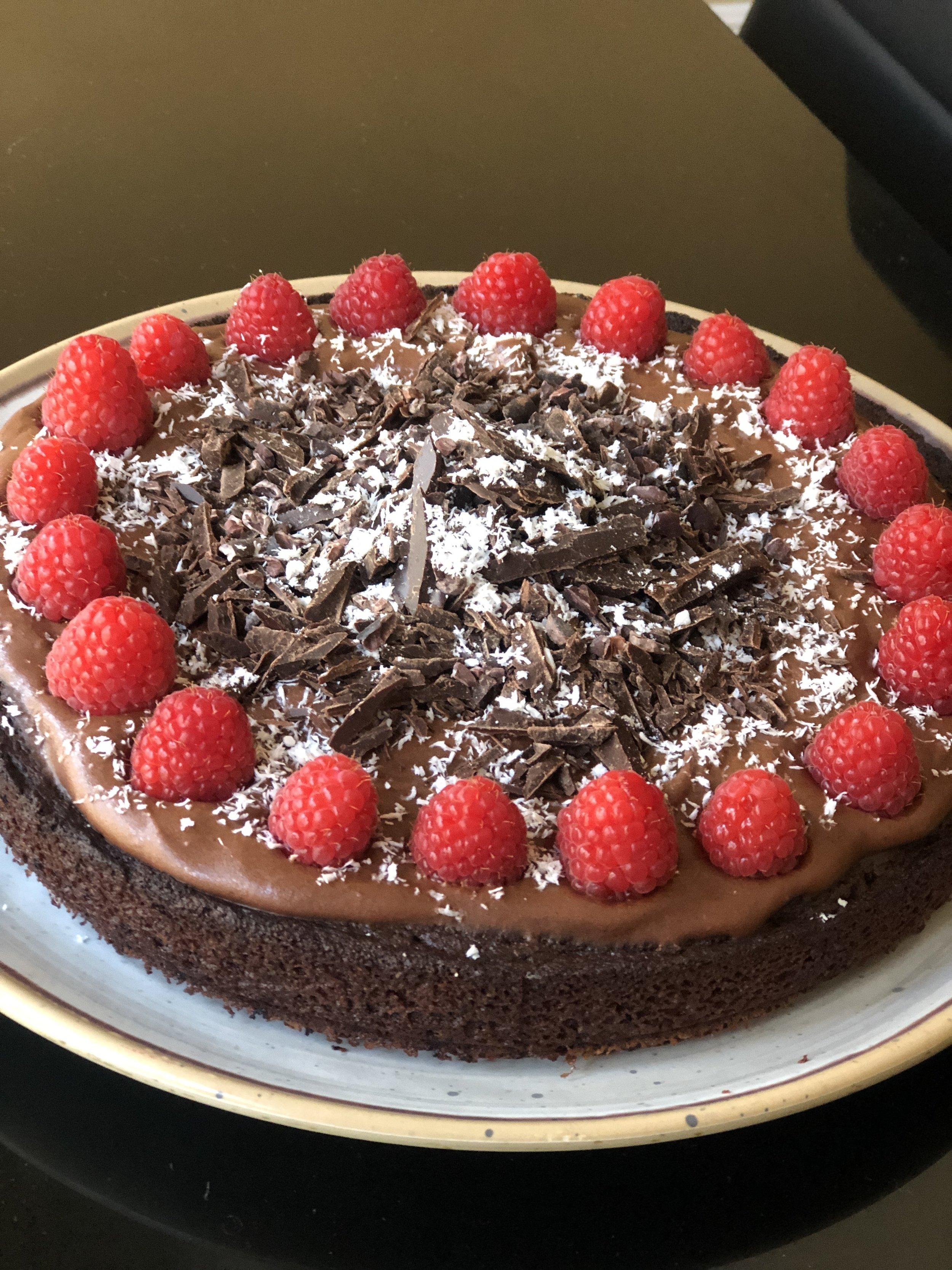 Keto Cake Recipe