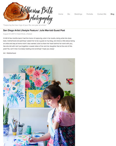 Katherine Beth Photography   guest post