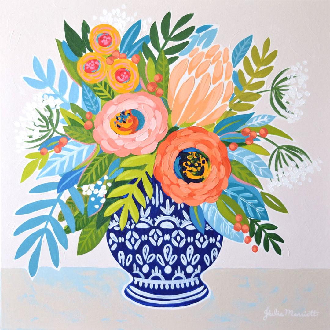 Julie-Marriott-custom-flower-painting-San-Diego-painter-floral-painting-acrylic-painter-flower-painting.jpg