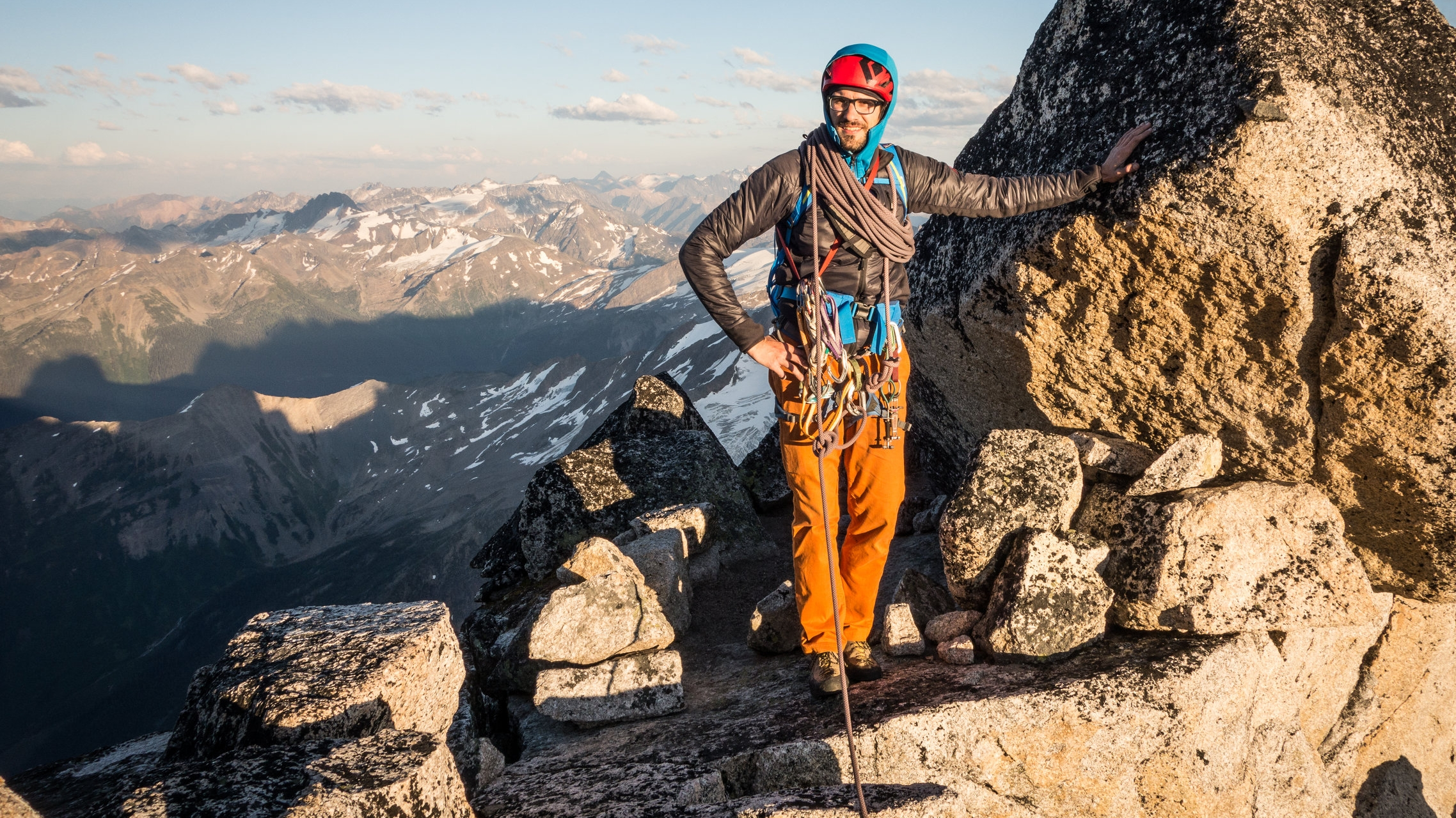 Stephen Richert [@livingvertical] - I'm an adventure-photojournalist. I tell stories of people outdoors with a camera.