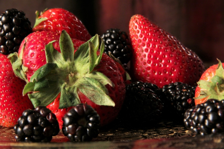 Berries - Food Photography
