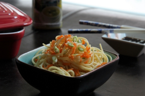 Noodles - Food Photography