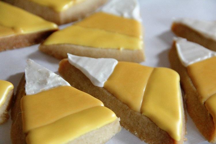 Shortbread+Candy+Corn+Recipe