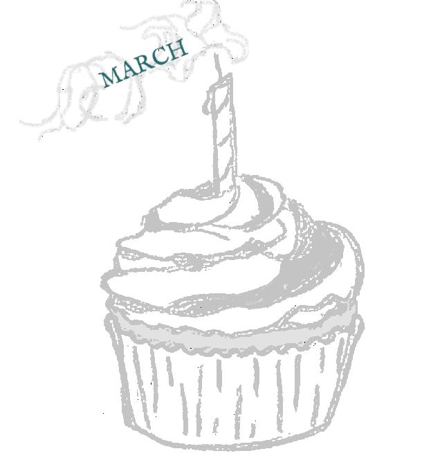 March+Birthday+Cupcake