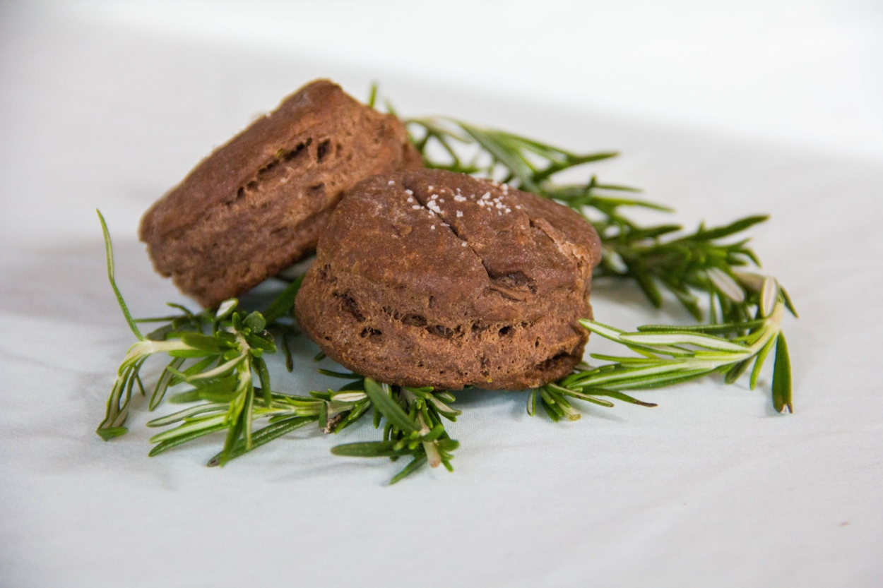 Chocolate+Rosemary+Biscuits