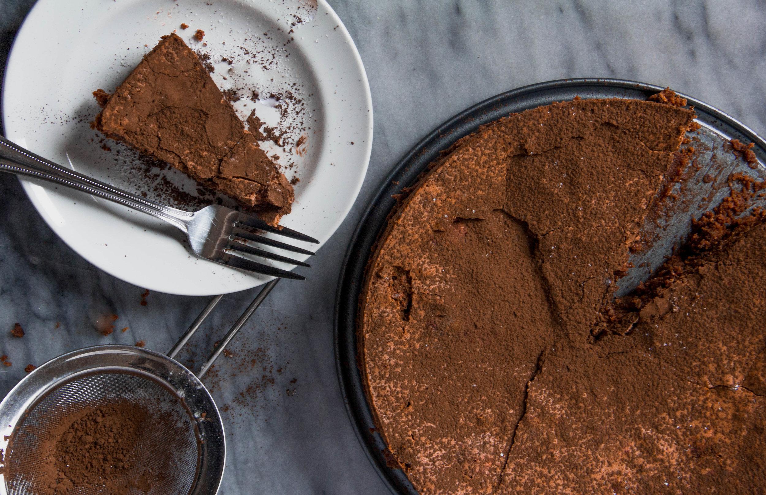 Almond Chocolate Flourless Cake.jpg