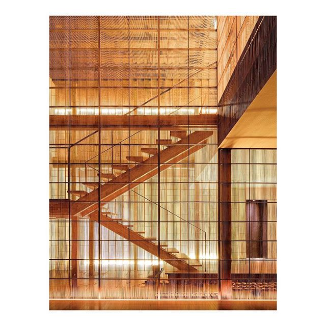 Reading up and learning about Kengo Kuma.. and becoming slowly mesmerized