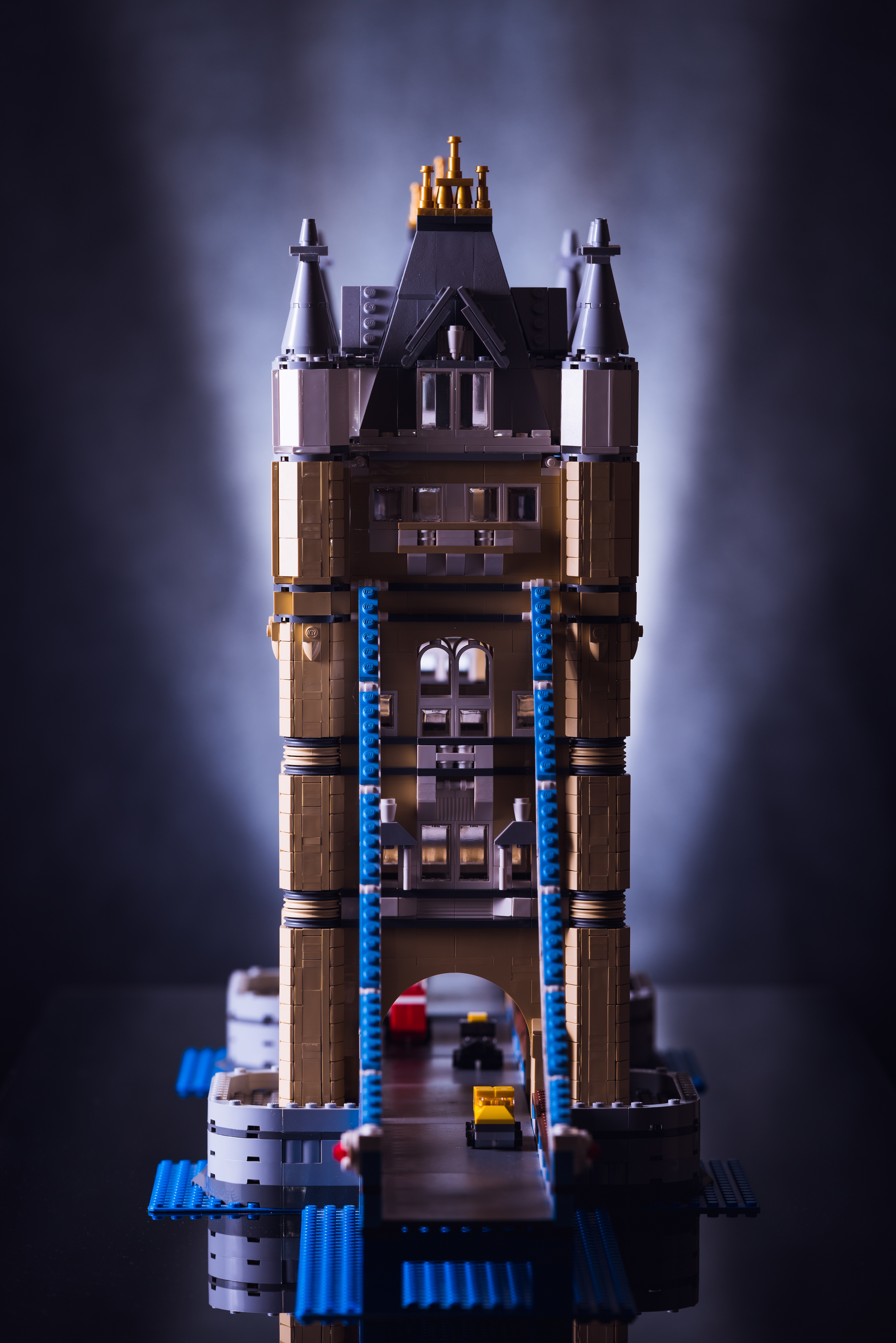Tower Bridge Lego Set